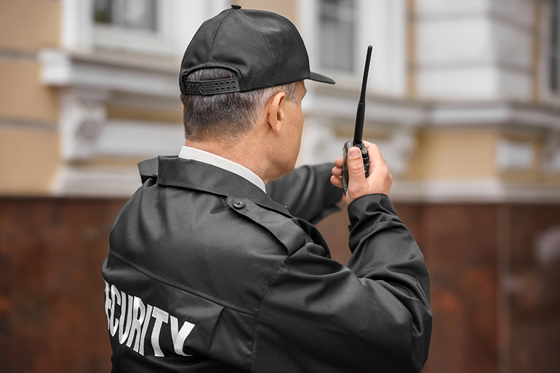 How To Be A Security Guard Uk in Cambridge Cambridgeshire