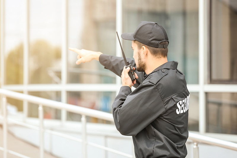 Security Guard Hiring in Cambridge Cambridgeshire