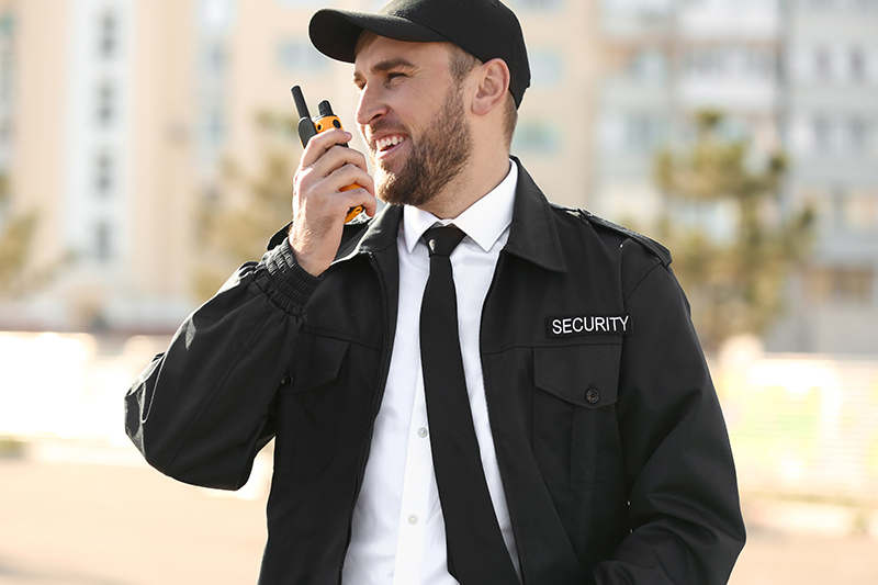 Security Guard Job Description in Cambridge Cambridgeshire