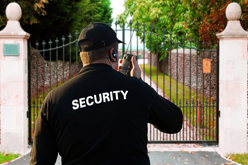 Security Guard Services in Cambridge Cambridgeshire